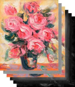 Painting with flowers - Metis Systems Srl