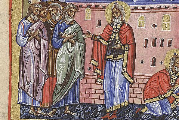 saints - Cultural Heritage