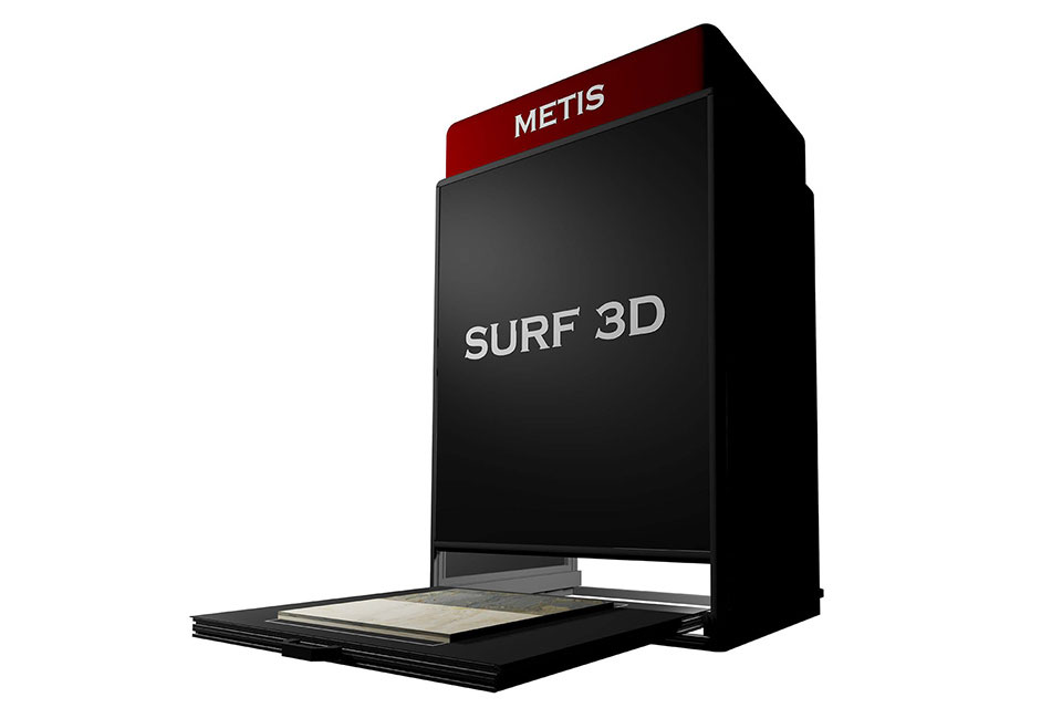 SURF 3D by METIS